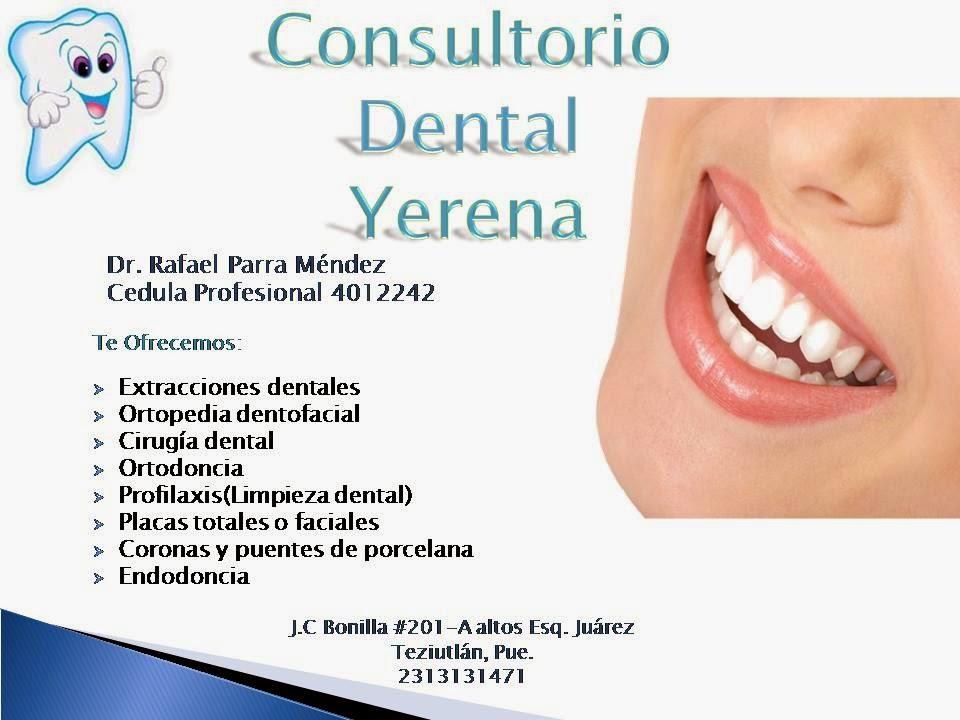 Consultorio Dental Yerena
