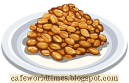 Cafe World Times - Sweet and Salty Peanuts