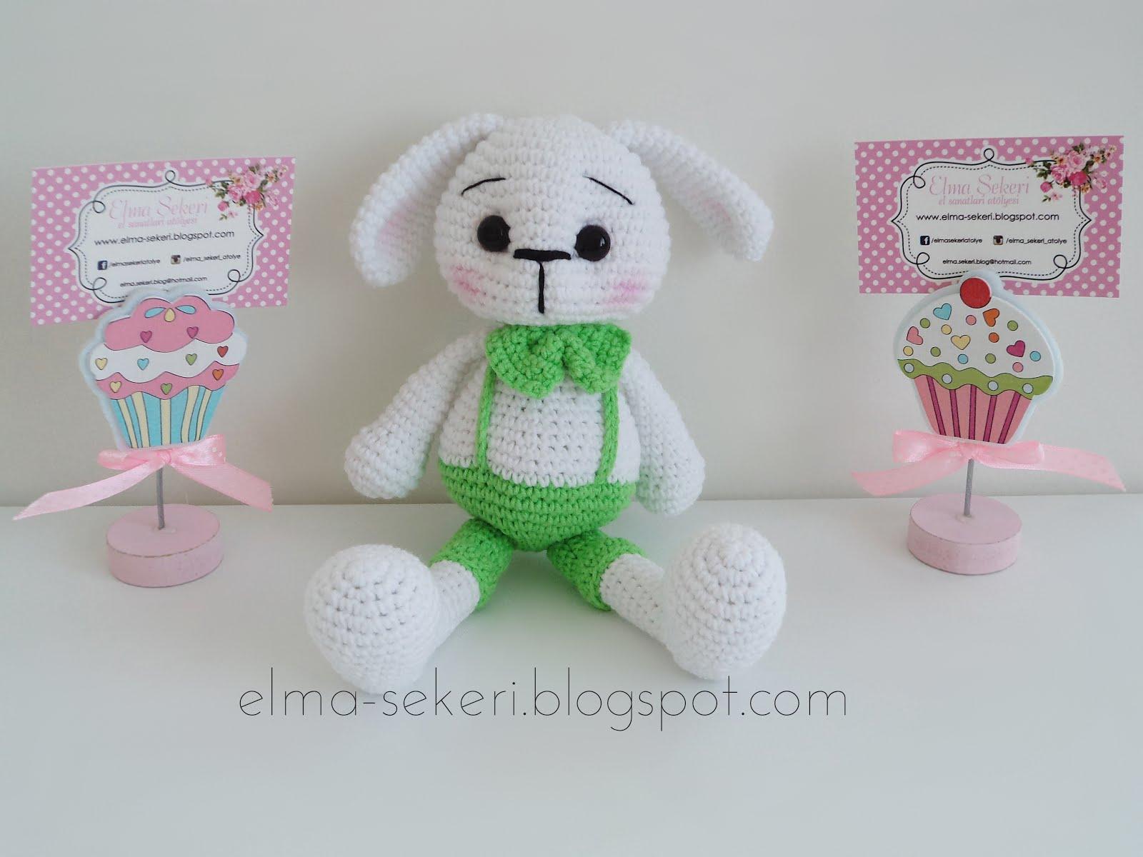 Amigurumi Bebek Tarifleri : Elma Şekeri el sanatları atölyesi amigurumi bebekler ve Örgü