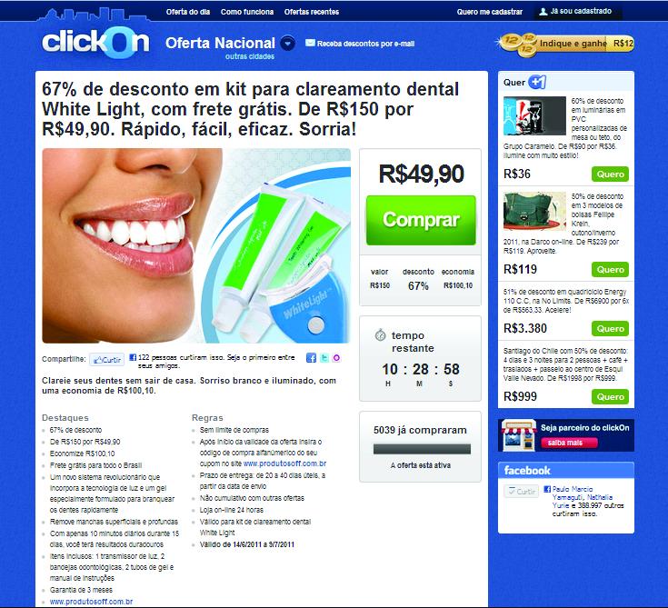 A Farsa Dos Produtos Para Clareamento Na Internet Clinica