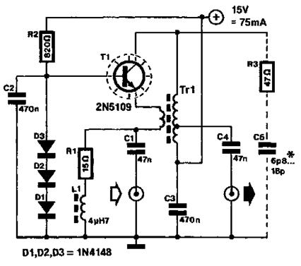 bination Circuit Schematic besides Cb Radio Mic Wiring Diagrams moreover Car Audio Installation Tools further Antenna Splitter Schematic besides Ring Oscillators Uhf Transmission Radio News January 1947. on wiring diagram uhf radio