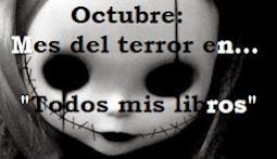 Octubre mes del terror
