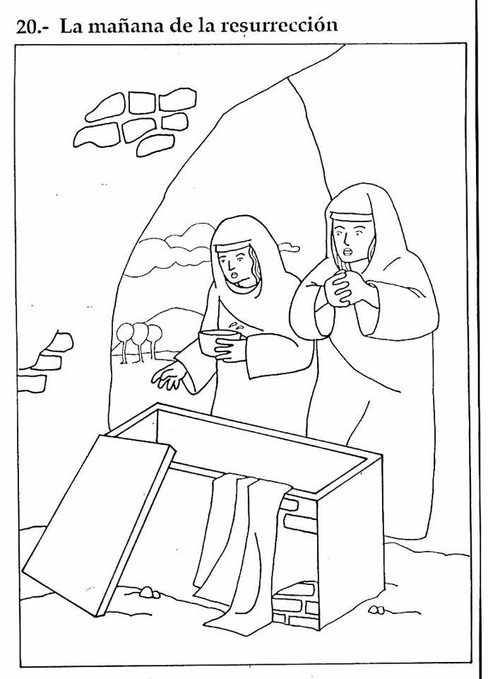 Compartiendo por amor: Domingo de Resurrección