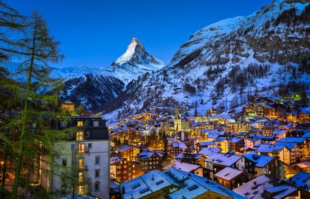 Matterhorn  İsviçre