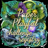 Blog Challenge Register