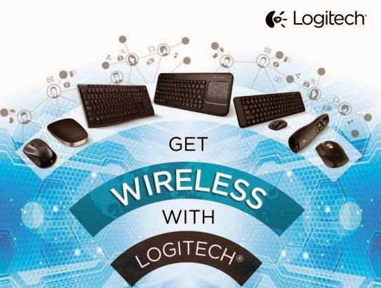 Win An Apple iPad Air Via Logitech's Be Wireless Promo