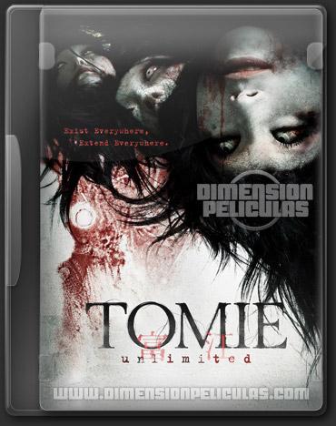 Tomie Unlimited (BRRip Inglés Subtitulado) (2011)