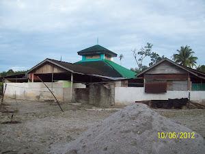 Tapak Pembinaan Asrama