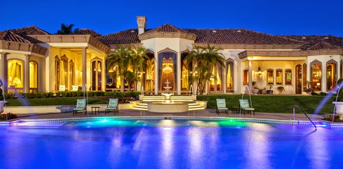 Celebrities most expensive homes in the world world for Most expensive houses in california