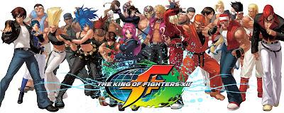 Adattamento animato per The King Of Fighters