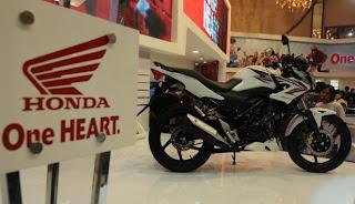 Honda Teralis CB150R