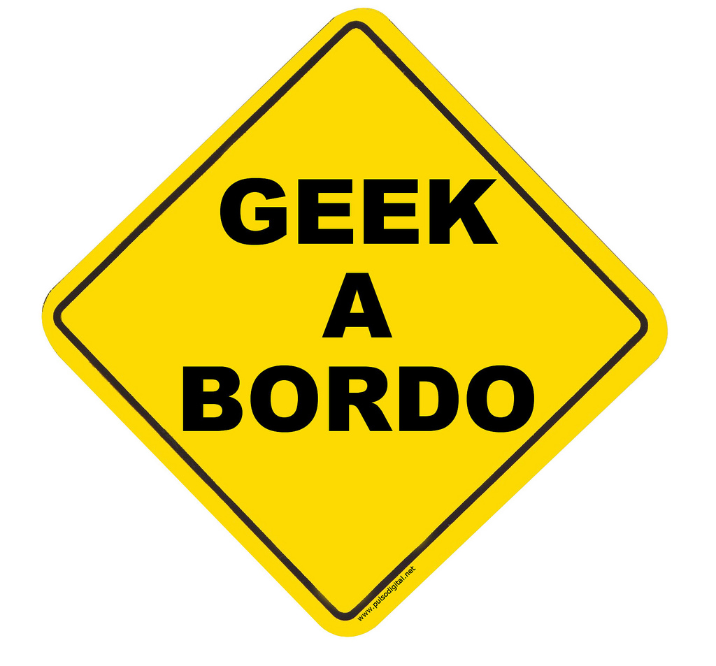 Geek a bordo