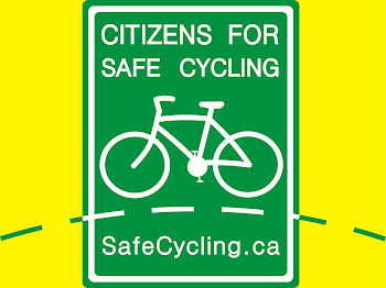 Ottawabikeguy is a member of Citizens For Safe Cycling. Are you?