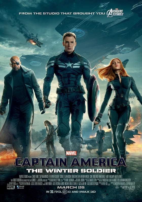 Captain America: The Winter Soldier, Watch Movie online now.