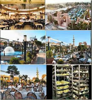 il ristorante piu' grande del mondo