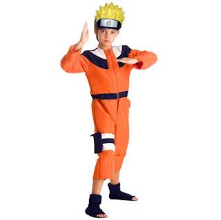 Dicas de Fantasias do Naruto