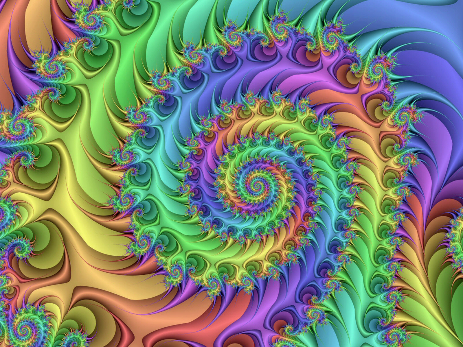Mandala Madness: Cool Spiral Art - photo#9