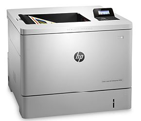 HP Color LaserJet Enterprise M553dn Printer Drivers Download