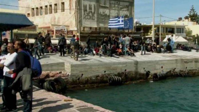 Χίος: «Τόλμησε» να προστατεύσει την περιουσία του από πλιάτσικο μεταναστών και κινδυνεύει τώρα με φυλάκιση!
