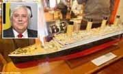 Miliarder-Australia-Titanic