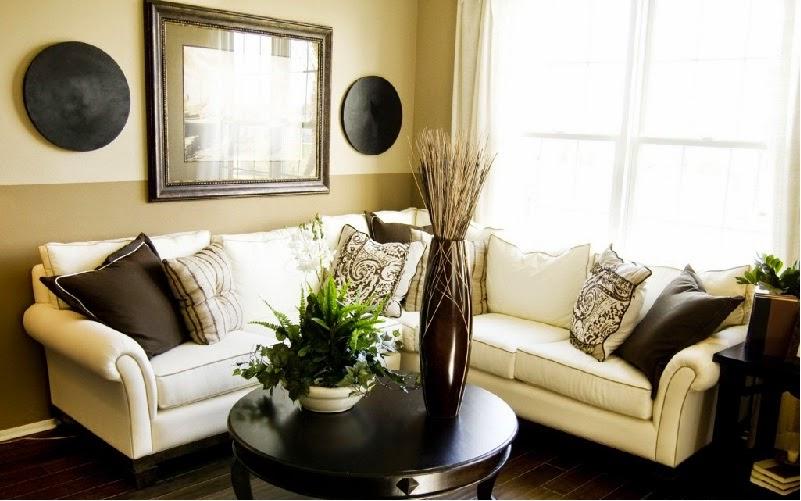 desain dekorasi ruang tamu minimalis modern