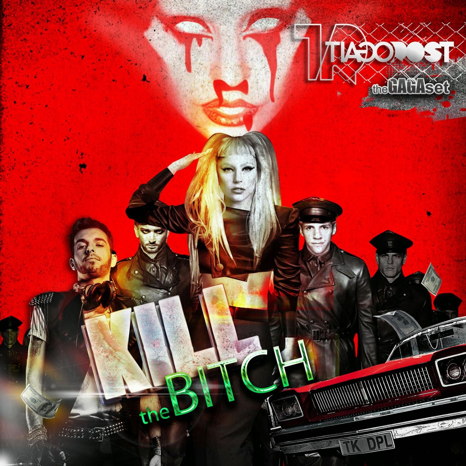 DJ Tiago Rost - KILL the BITCH !!! (theGAGAset)
