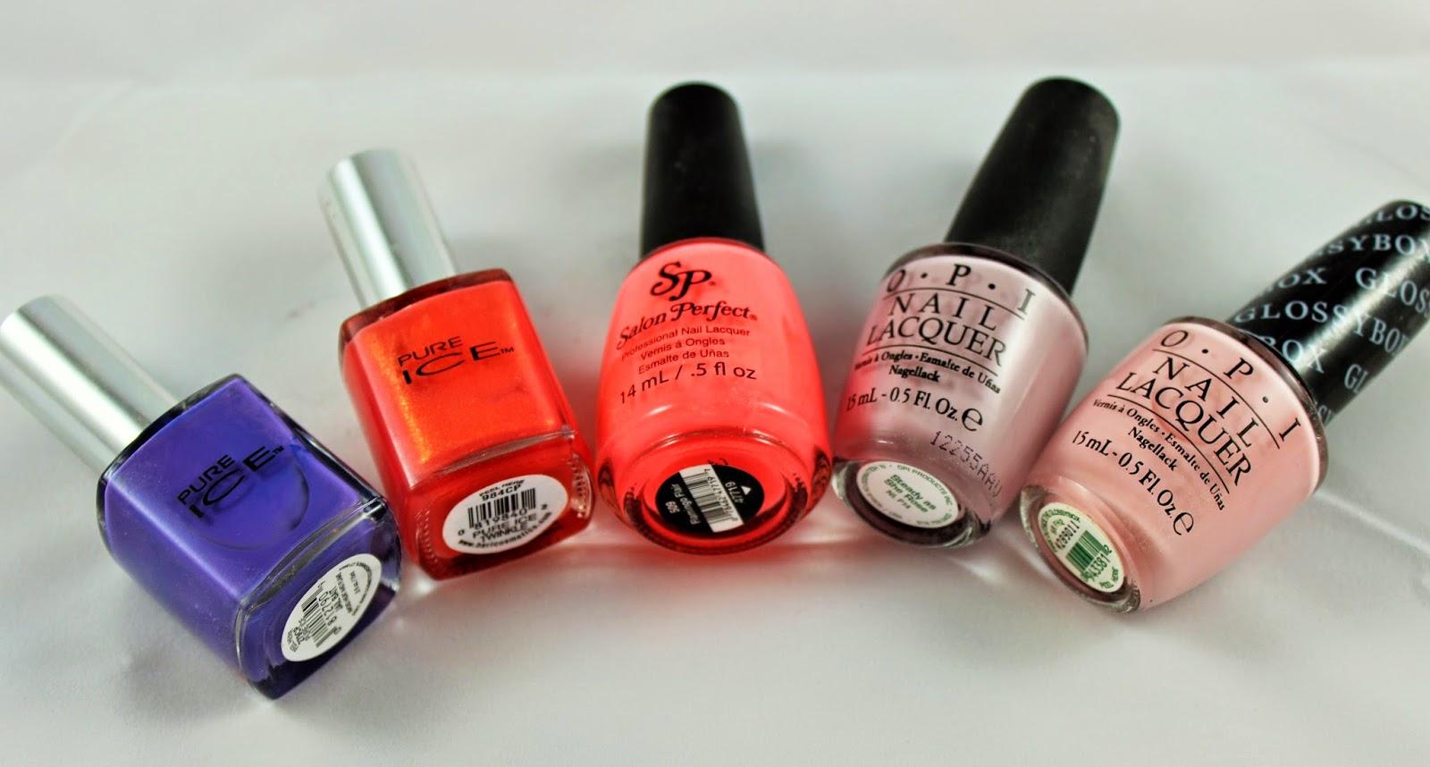 Spring Nail Polish Colors For 2015 Nik The Makeup Junkie Bloglovin