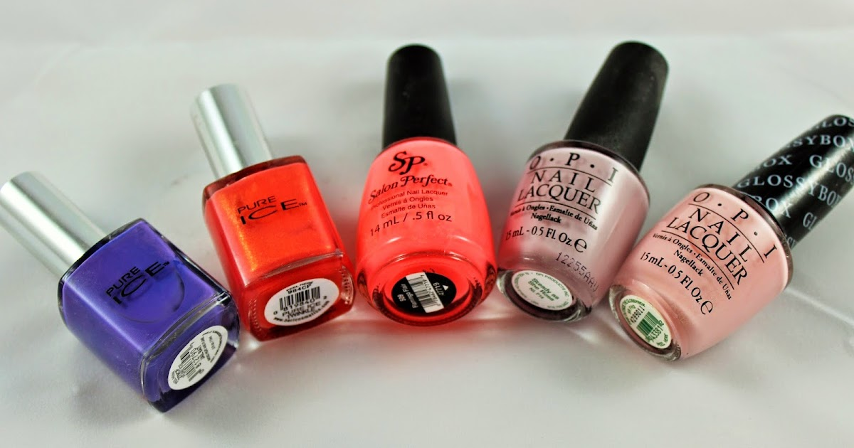 Spring Nail Polish Colors For 2015 Nik The Makeup Junkie