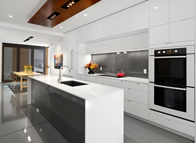 Gallery For Contemporary Kitchens Islands
