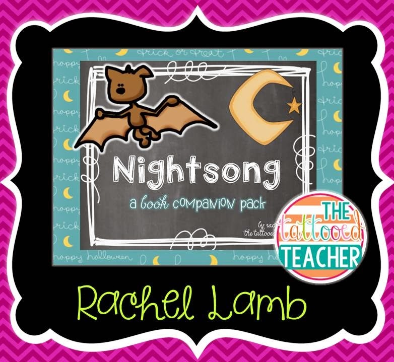 http://www.teacherspayteachers.com/Product/Nightsong-book-companion-pack-Bats-and-Echolocation-Common-Core-aligned-947860