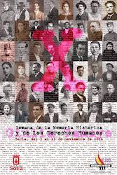Semana de la Memoria Histórica y de los Derechos Humanos