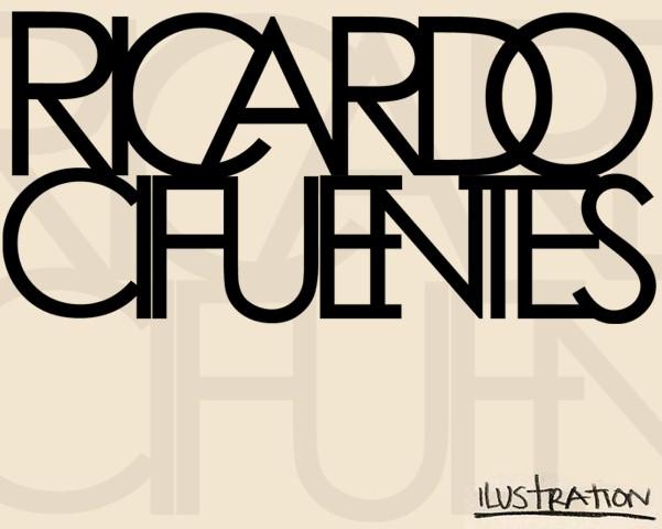 Ricardo Cifuentes Ilustration.