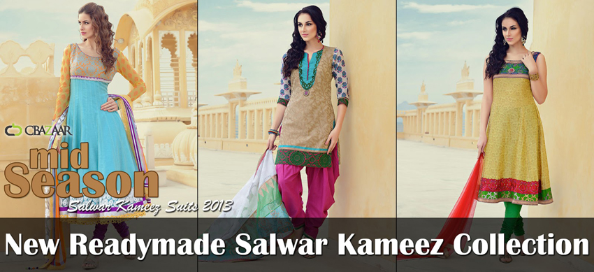 Mid Season Salwar Kameez Collection