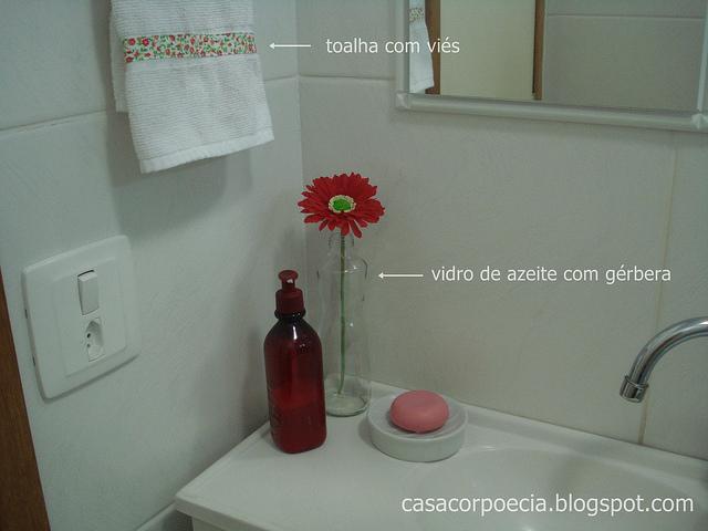 Mulheres com Propósito Casa, corpo e cia -> Como Decorar Banheiro De Forma Barata