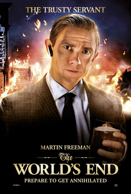 The World's End Martin Freeman as Oliver