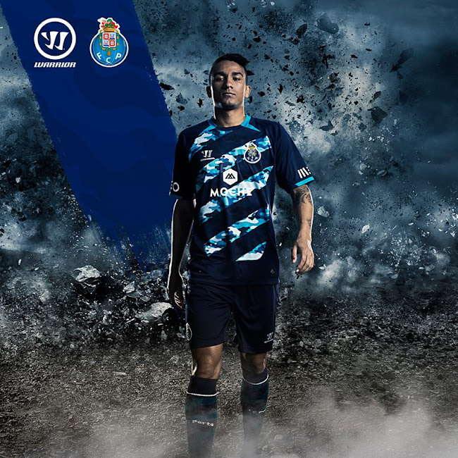 Fc Porto: New Warrior Porto 14-15 Kits Released