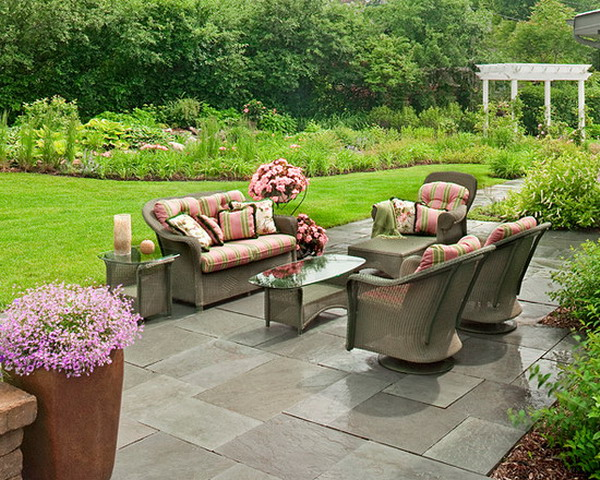 How to make money on fix and flip tips from hard money for Beautiful backyard patios