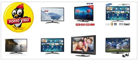 ofertas tv led ponto frio TV LED no Ponto Frio – Ofertas e Liquidação