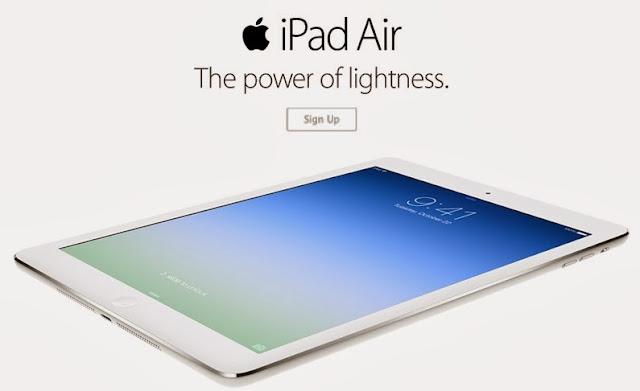 iPad Air Smart, Globe