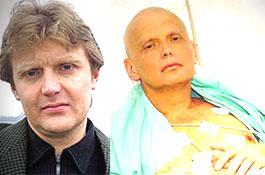 Litvinenko Su agonía se vivió en directo