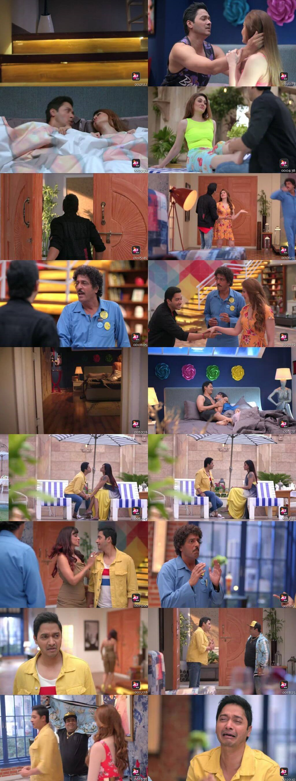 Screenshots Of Hindi Show Baby Come Naa Season 01 2018 Complete - All Episodes 300MB 720P HD