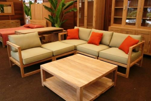 Contemporary Wood For Indoor Furniture