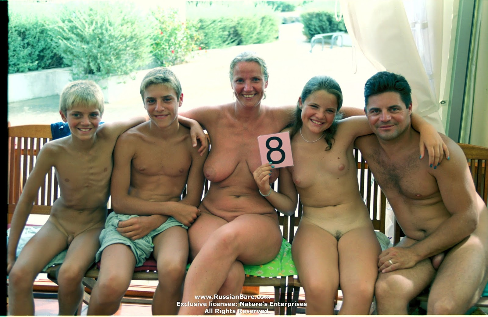 Naturist family blog sorry, that