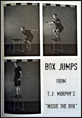 CrossFit Box Jumps