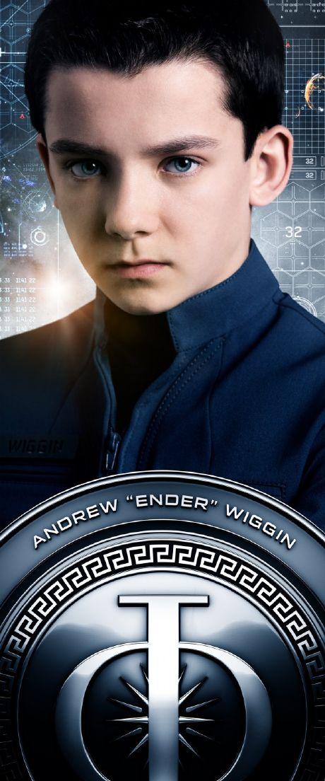 El Juego de Ender: posters, videos y mas