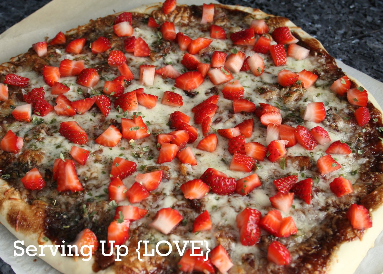 Katherine's Kitchen: Serving Up {Pizza}: Balsamic ...