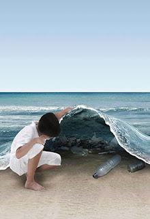 Το νερό και ο αέρας, από τα οποία εξαρτάται η ζωή, έχουν γίνει παγκόσμιοι σκουπιδοτενεκέδες