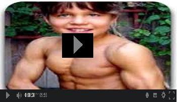 Humorgado entrevista indita com garoto mais forte do mundo a entrevista indita com garoto mais forte do mundo a verdade sobre sua forma altavistaventures Images