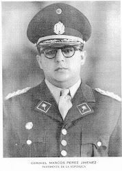 General Marcos Perez Jimenez