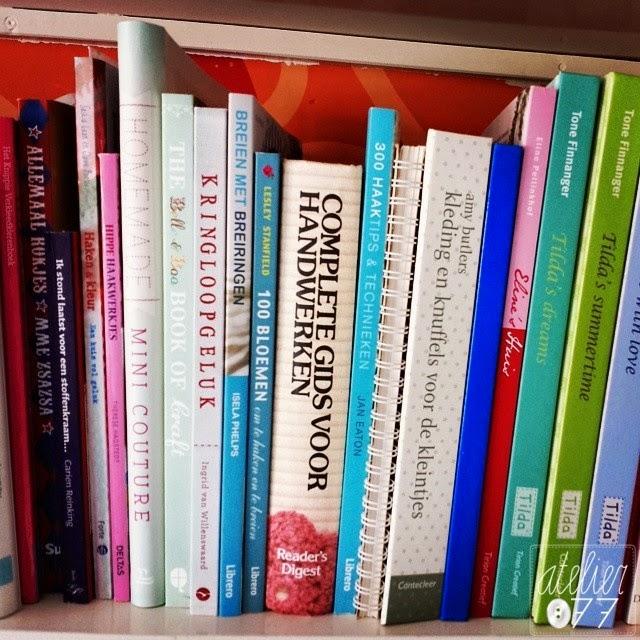 atelier077 boeken atelierfoto